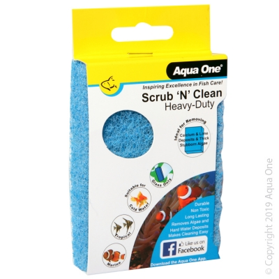 Scrub n Clean Algae Pad Coarse