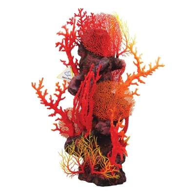 Copi Coral Red and Orange Coral Garden