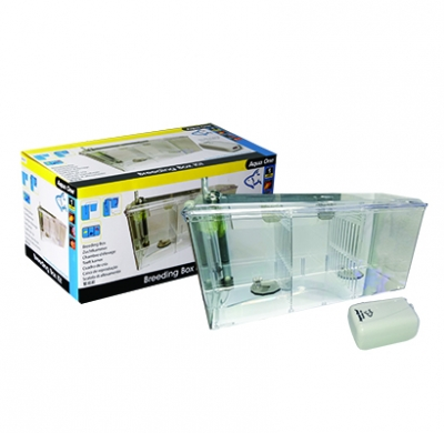 Aqua One Breeding Box Kit Includes Airpump