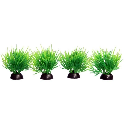 Ecoscape Foreground Green Hair Grass Pack of 4