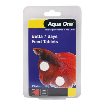 Betta 7 Days Feed Tablets