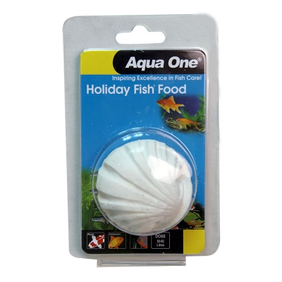 Holiday Fish Food