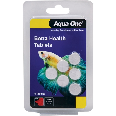 Betta Health Conditioning Tablets