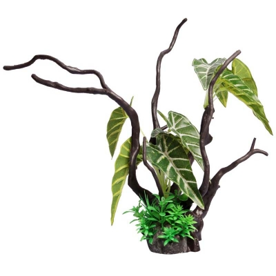Ecoscape Green Philodendron Driftwood